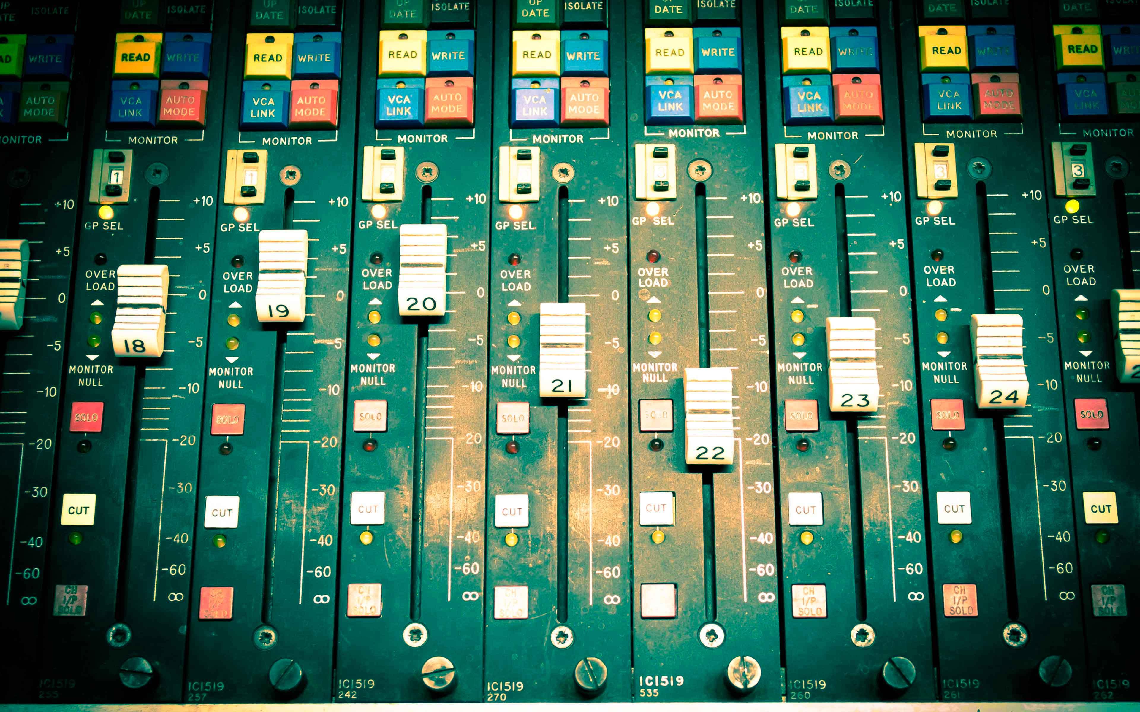 Barchessa recording studio